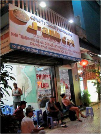 Офис Hanh Cafe В Нячанге
