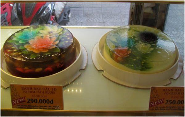 3D торты в Хошимине