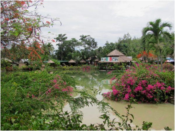 Территория источников Тхап Ба в Нячанге