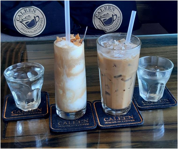 Кофе в Нячанге