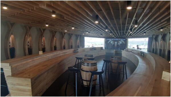 Конференц-зал в Dalat Wine Cellar