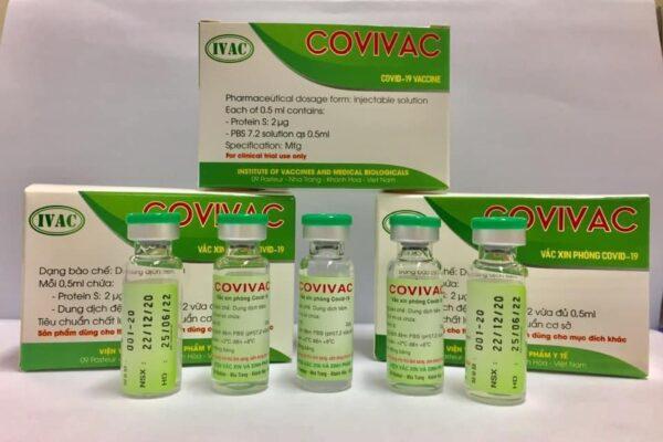 Вьетнамская вакцина от COVID-19